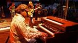 Kofi Burbridge is a full-time member of the Derek Trucks Band
