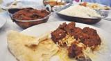 Lamb Vindaloo from Pakwan Indian Restaurant.