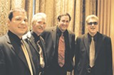 Left to Right: Billy Hoffman, James Moody, Jeff Beasley, Mike Perry
