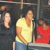 Robin's karaoke!