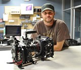 BILL DEYOUNG - Meddin Studios co-founder and creative director Nick Gant