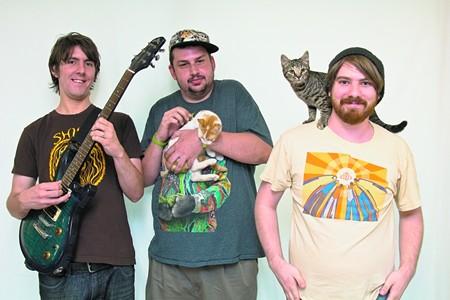 Members of XuluProphet ain't kitten around about funk & soul. - JON WAITS/@JWAITSPHOTO