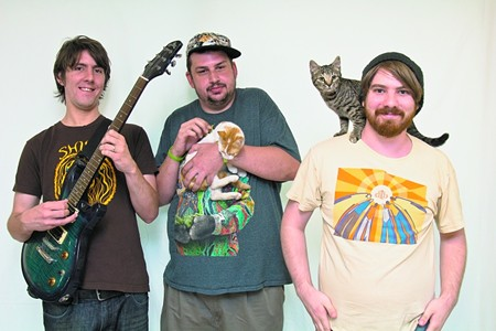 Members of XuluProphet ain't kitten around about funk & soul. - JON WAITS/@JWAITSPHOTO