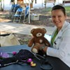 Teddy Bear TLC @Farmers Market