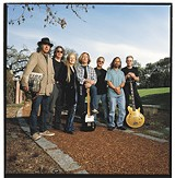 Moonalice -- G.E. Smith is fourth from left