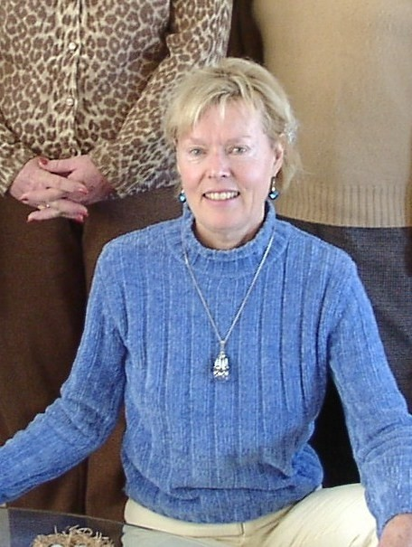 Muriel Lindsay, author of The Dolphin Letters
