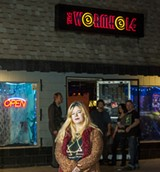 GEOFF L. JOHNSON - Musician (and longtime music fan) Amy Stafford opened the Wormhole Bar, in the former Starland district, in 2009.