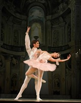 Nureyev State Ballet production of Sleeping Beauty.