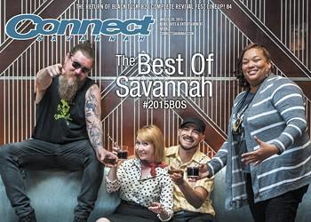 Best of Savannah 2015 Winners List