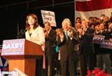 BRAD FOLEY - Palin accepts applause