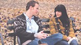 Patrick Wilson with Selma Blair