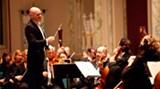 Peter Shannon began directing the Savannah Philharmonic in 2007