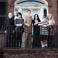 <i>Addams Family</i>  adventures in dysfunction