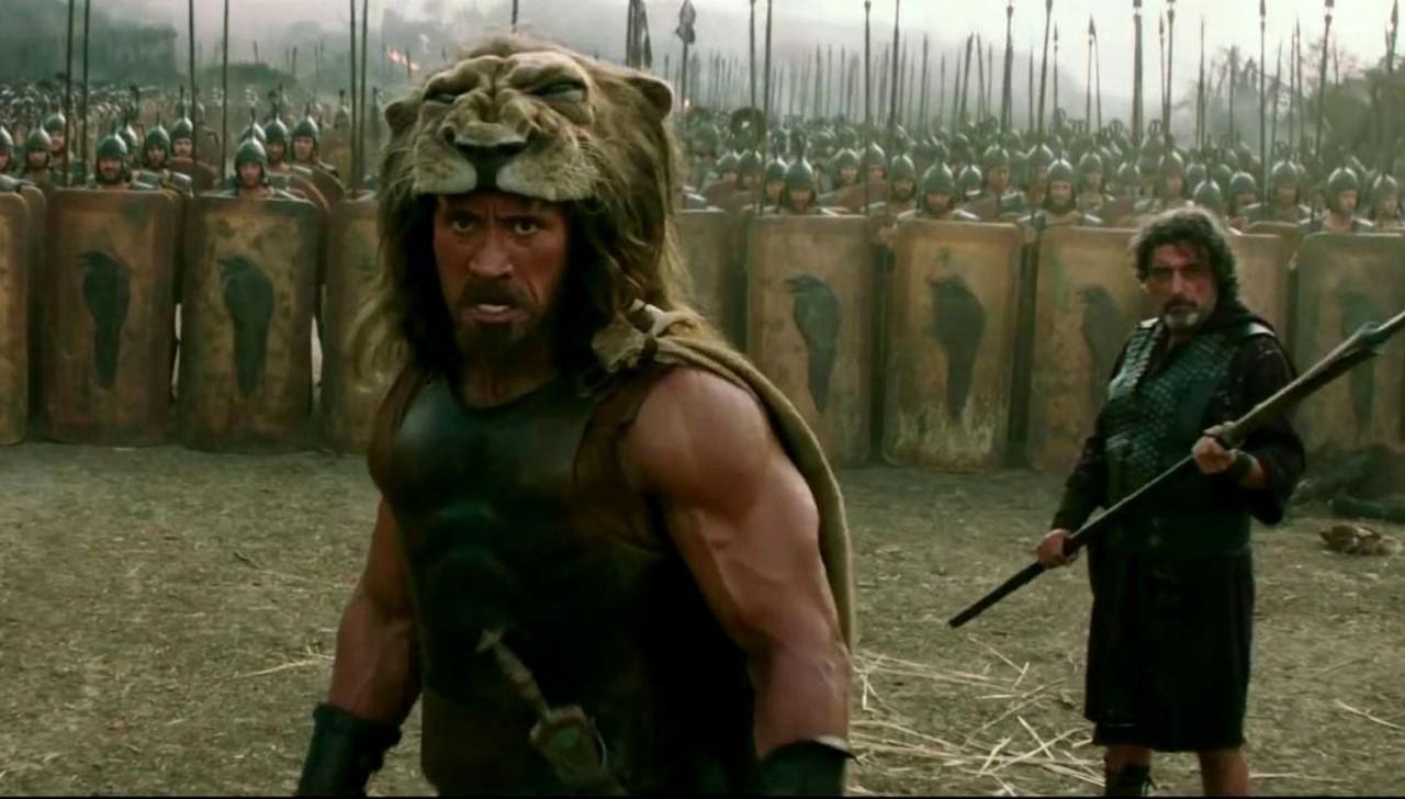 Hercules Film Dwayne Johnson