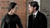 Robin Wright and James McAvoy in 'The Conspirator'