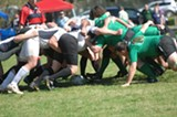 Rugby in Daffin Park