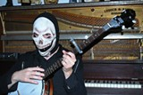 BILL DEYOUNG - Ryan Graveface, music-maker and Halloween-obsessive