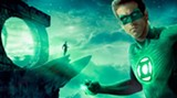 Ryan Reynolds has the title role in the superhero action flick 'Green Lantern'
