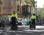 Saint Patrick's Day Parade 2009