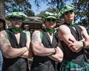 Saint Patrick's Parade Day 2013