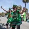 Saint Patrick's Parade Day Savannah 2013