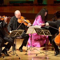 Savannah Music Festival: Passionate Piano Quartets @Savannah Theatre