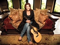 Savannah Music Festival: Rosanne Cash @Lucas Theatre