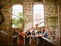 Savannah Stopover Festival Lineup Announcement with Family and Friends, River Whyless, A.M. Rodriguez @The Jinx