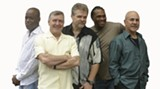 Saxophonist Jack Beckenstein, second from left, began Spyro Gyra in Buffalo, N.Y. in the mid 1970s.