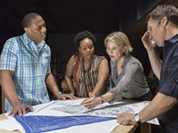 SCAD play explores race, gentrification