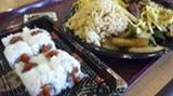 Seasons of Japan Express delicacies