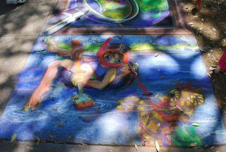 Sidewalk Arts 2009