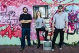 Singer/guitarists Phillip Cope and Laura Pleasants are the founding members of Savannah's Kylesa. Carl McGinley has been drumming in the band since 2006.