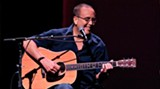 Singer/songwriter Tony Arata plays the Tybee Post Theater Oct. 28
