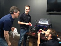 Maven Makers: Have 3D printer, will travel