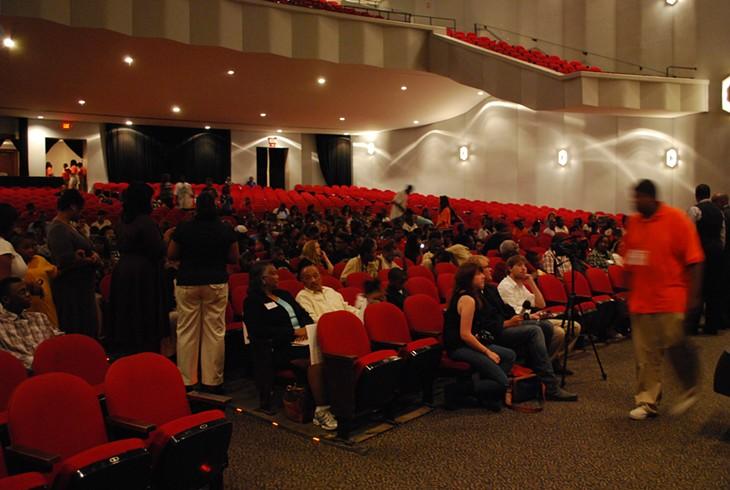 YFA Youth Summit with Big Boi