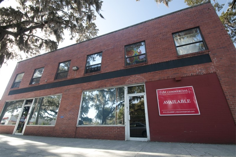 """Sulfur Studios is on Bull Street in the former Homeless Authority and aims to """"become a hub of creative activity."""""""