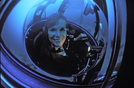 Sylvia Earle, from Mission Blue