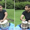 Animating Indian music