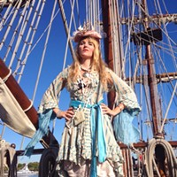 Take a Voyage with Dame Darcy