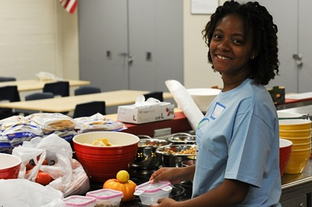 Teen Chef Haile Thomas isn't old enough to drive, but she's becoming well-known for her skills in the teaching kitchen.