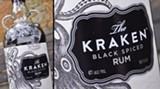 That crackin' Kraken rum