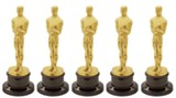 AMPAS - The Academy Awards will be handed out Sunday, March 7