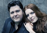 The Aug. 2 recital will feature mezzo-soprano Jennifer Johnson Cano with her husband, pianist Christopher Cano
