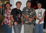 The Chuck Courtenay Band