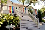 SWEET Z PHOTOGRAPHY - The day is coming when the Tybee Wedding Chapel will host not just the Rainbow Fest kick-off party but some wonderful gay weddings.