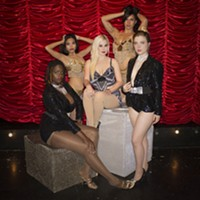 Hot, bothered burlesque: