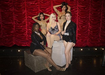 Hot, bothered burlesque:The Downtown Delilahs