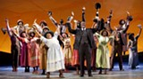 The full title of the play is 'The Color Purple, The Musical About Love'