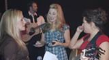 BILL DEYOUNG - The girls rehearse their harmonies: Michelle Meece, left, Gretchen Kristine Stelzer and Hannah Dasher